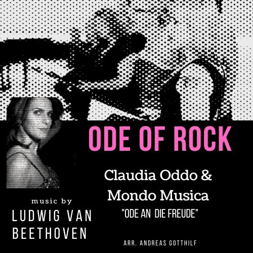 Ode of Rock - Claudia Oddo & Mondo Musica